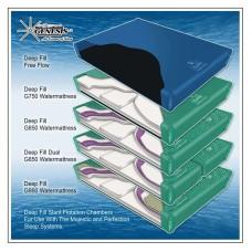 Deep Fill Watermattress Chamber Options